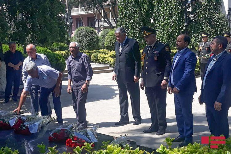 В Тбилиси отметили День вооруженных сил Азербайджана