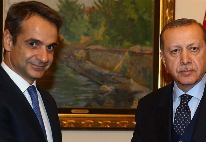 Эрдоган и премьер-министр Греции обсудили сотрудничество