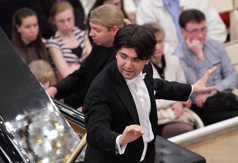 Международный оркестр мира выступит под управлением азербайджанского дирижера