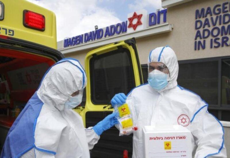 В Израиле за сутки зафиксировано рекордное число случаев заражения COVID-19