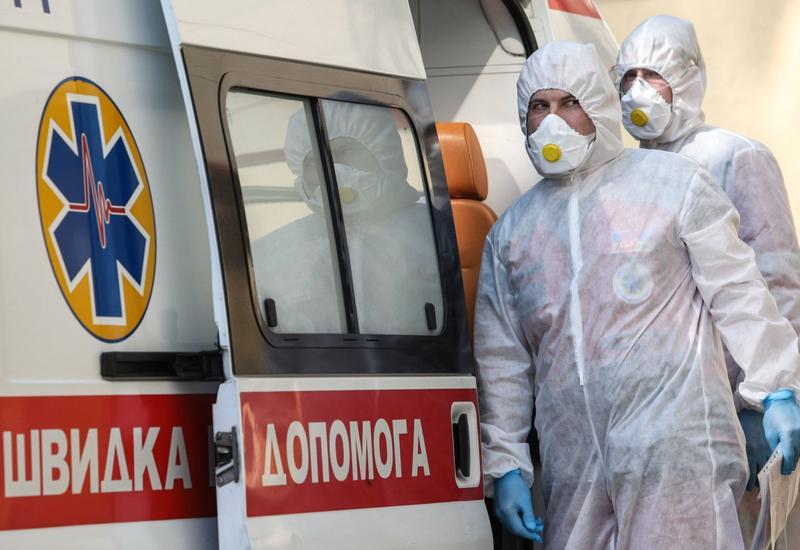 За сутки в Украине выявили почти 4 тыс. новых случаев COVID-19