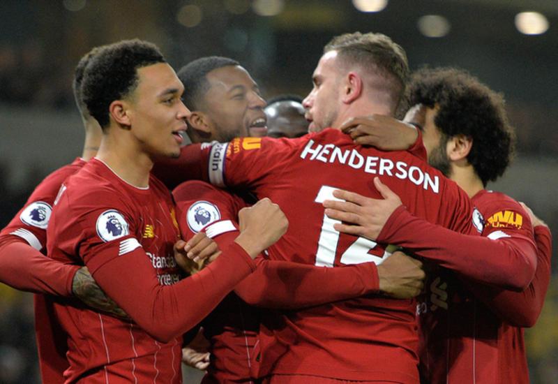 """""""Ливерпуль"""" впервые в истории стал чемпионом английской премьер-лиги"""