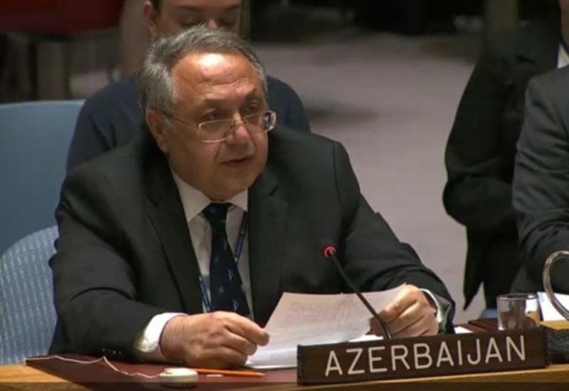 Генсеку ООН направлено письмо в связи с продолжающейся агрессией Армении против Азербайджана