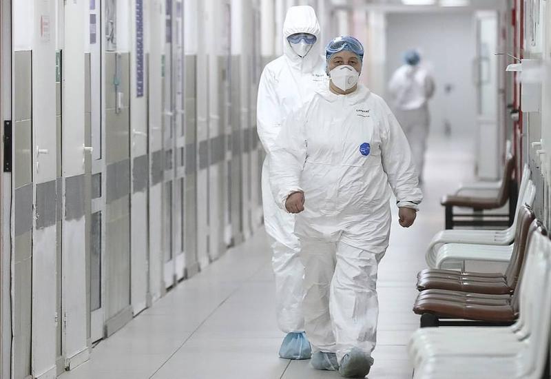 В России зафиксировали почти 15 тыс. случаев коронавируса за сутки