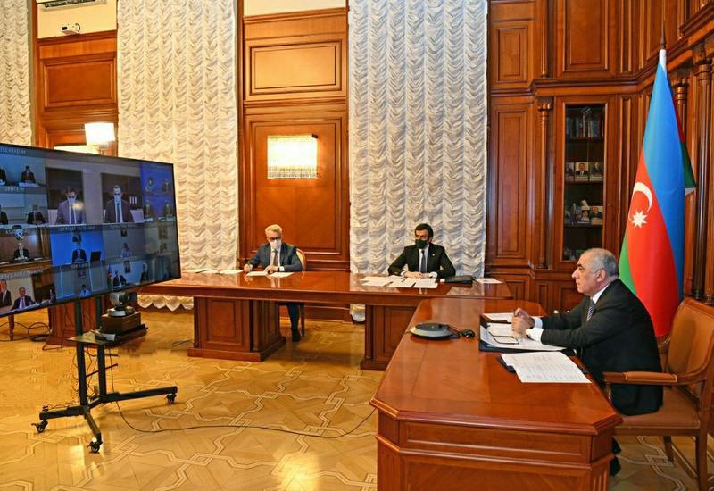 Кабмин Азербайджана обсудил ситуацию по борьбе с коронавирусом