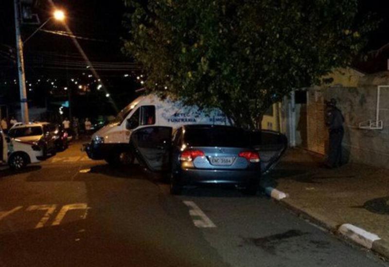 Вечеринка в Рио-де-Жанейро завершилась кровавым инцидентом