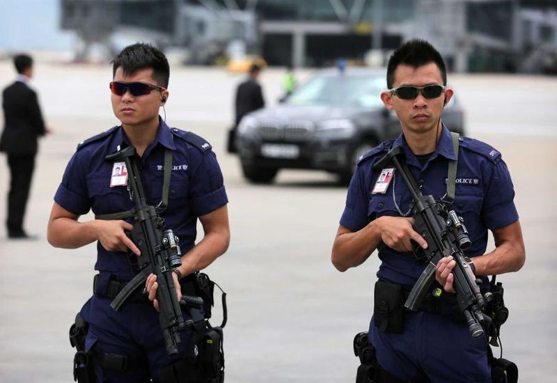 Полиция Гонконга сообщила о задержании 53 протестующих