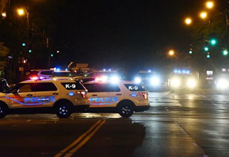 Стрельба в США, пострадали двое полицейских