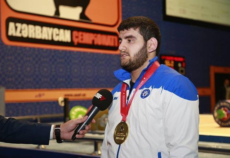 Азербайджанский спортсмен дисквалифицирован на 12 лет