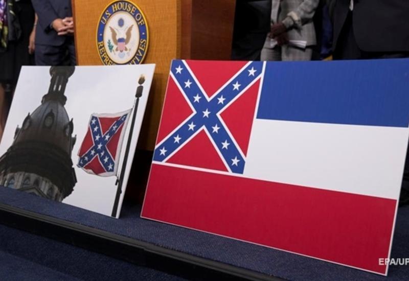 Законодатели штата Миссисипи одобрили законопроект об изменении флага штата
