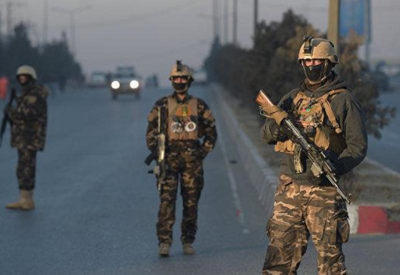 На юге Афганистана произошел минометный обстрел