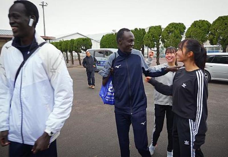 Япония принимает иностранных спортсменов в ожидании Олимпиады