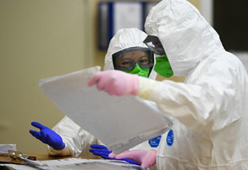 В Иране за последние сутки от коронавируса умерли 284 человека