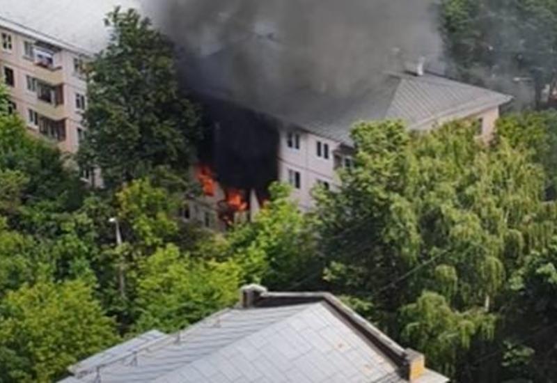 Установлена причина взрыва в жилом доме в Москве