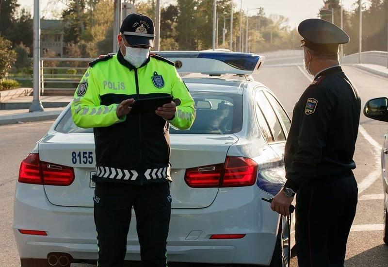 В Азербайджане за нарушение карантина оштрафованы свыше 2 тысяч водителей и пассажиров