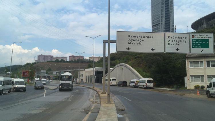 Одна из исторических улиц Стамбула названа в честь Азербайджана