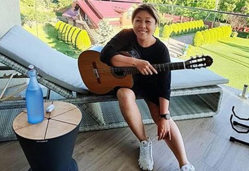 Анита Цой госпитализирована с коронавирусом