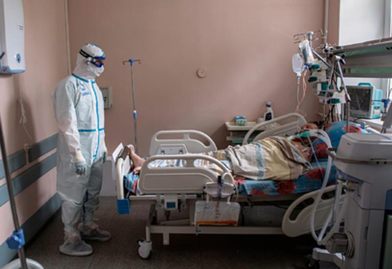 В России за сутки выявили 6693 новых случая заражения коронавирусом