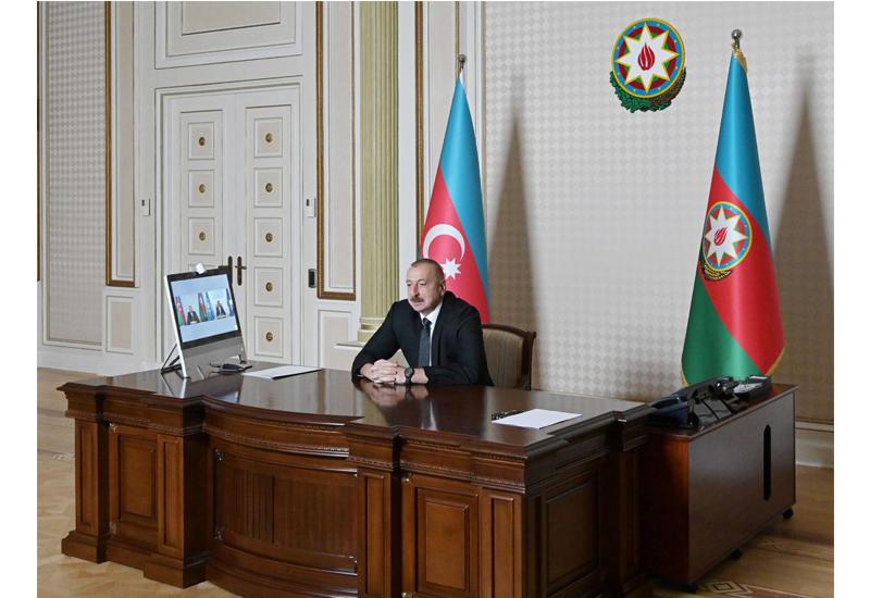 Президент Ильхам Алиев: Ежегодно иностранцы оставляют в Азербайджане где-то полтора-два миллиарда долларов