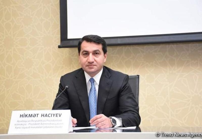 Хикмет Гаджиев: Окончательное решение об открытии торговых центров еще не принято