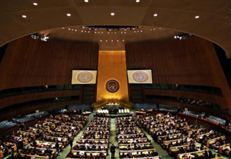 Азербайджан добился созыва сессии Генассамблеи ООН
