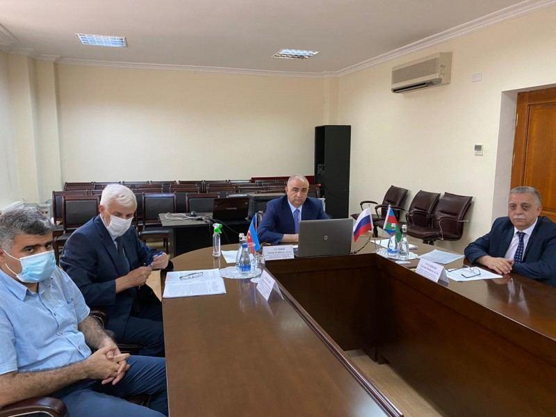 Азербайджан и Россия обсудили вопросы по разделению водных ресурсов