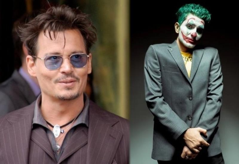 Джонни Депп может получить роль Джокера в новом «Бэтмене»