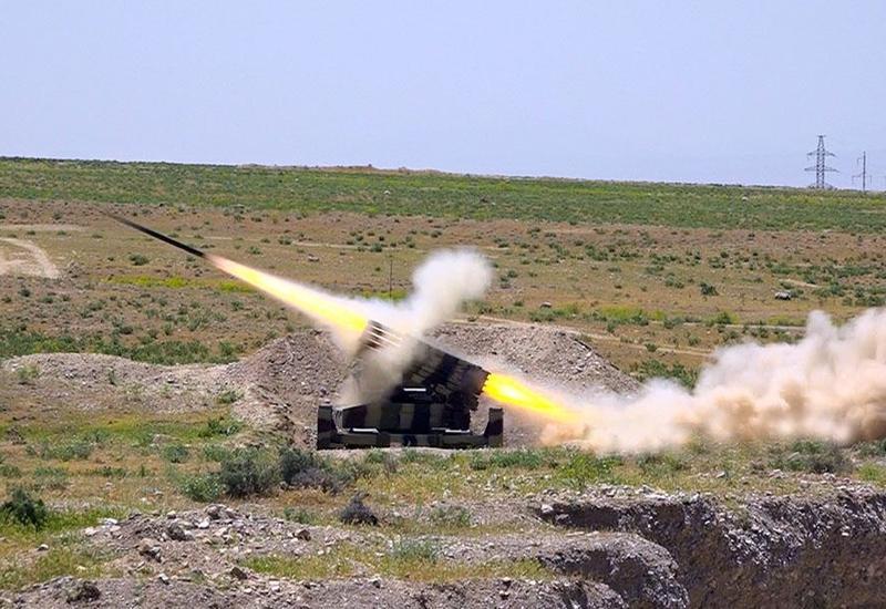 Вооруженные силы Армении обстреляли из минометов село Агдам Товузского района