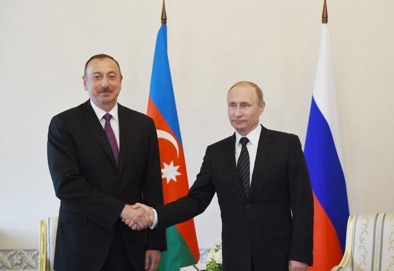 Состоялся телефонный разговор между Президентами Азербайджана и России