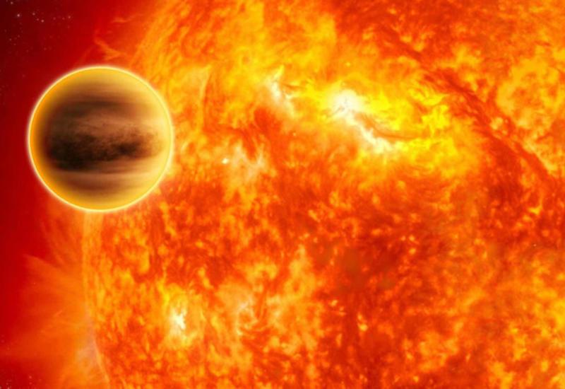 Астрономы впервые обнаружили обнаженное ядро планеты-гиганта