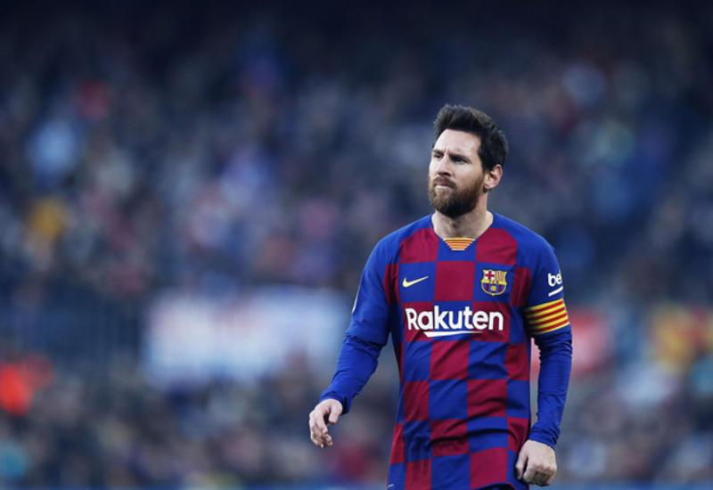 """Месси может уйти из """"Барселоны"""""""