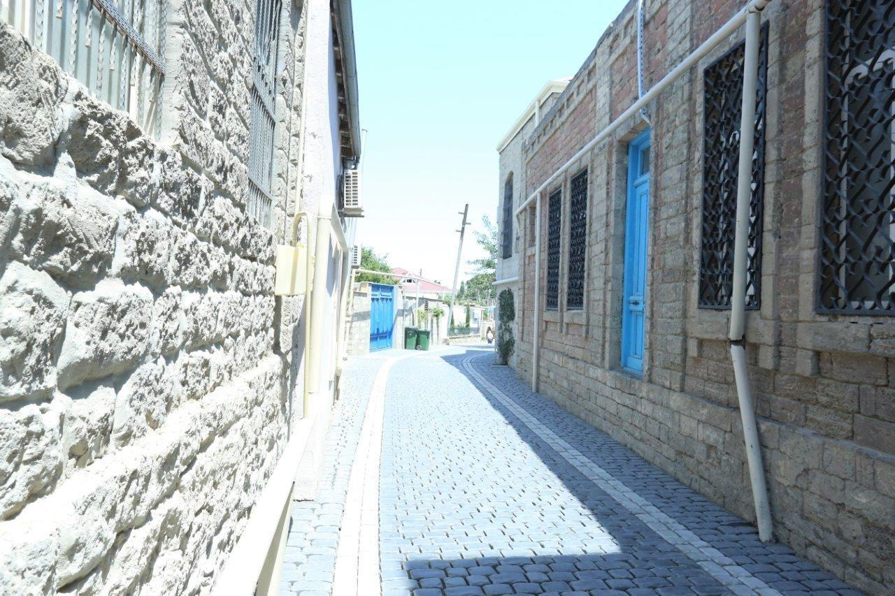Балаханы превратились в современную туристическую зону