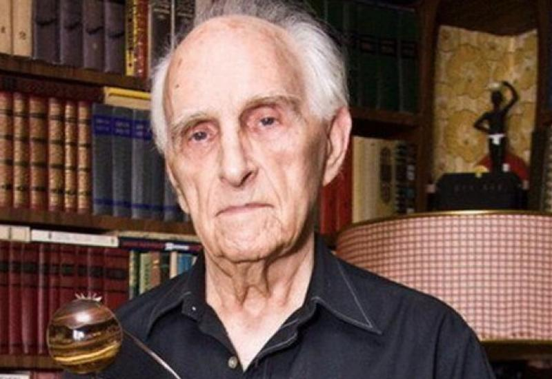 Умер писатель-фантаст, бакинец Евгений Войскунский