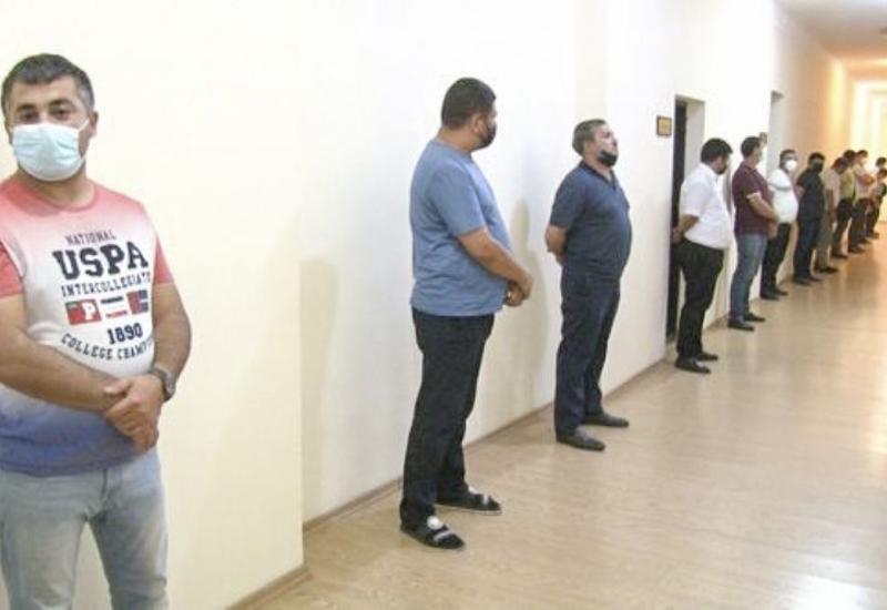 В Сумгайыте арестован владелец кафе, нарушивший правила карантинного режима