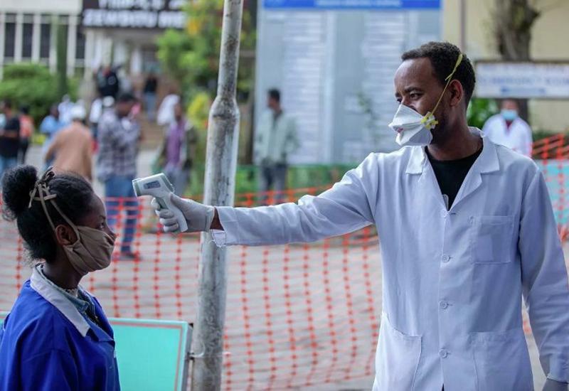 Число инфицированных коронавирусом в Африке приблизилось к 445 тыс.