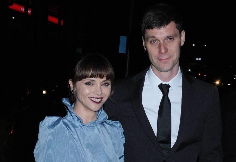 Кристина Риччи разводится с голливудским продюсером