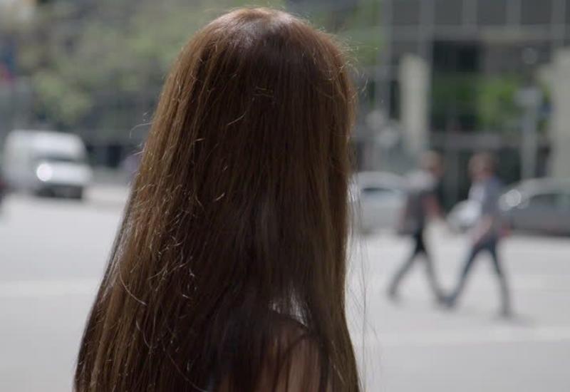 Папа подстриг отказывающуюся причесываться дочку