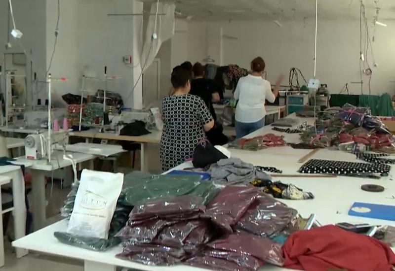 В Абшероне выявили незаконно работавшие швейные цеха, 56 человек оштрафованы