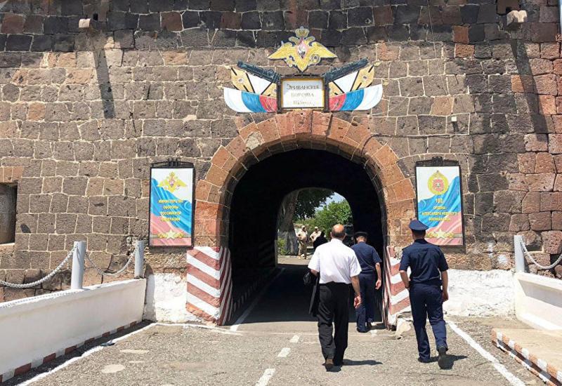 Российского военного нашли мертвым в Армении