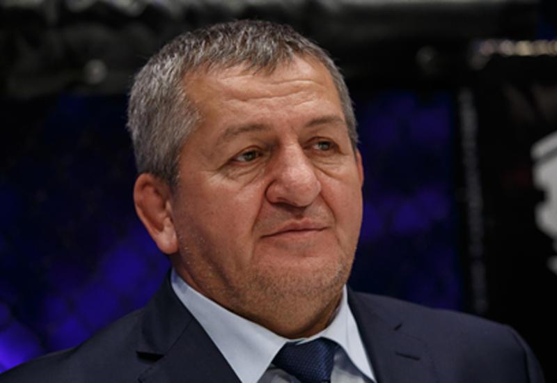 В Дагестане похоронили отца Хабиба Нурмагомедова