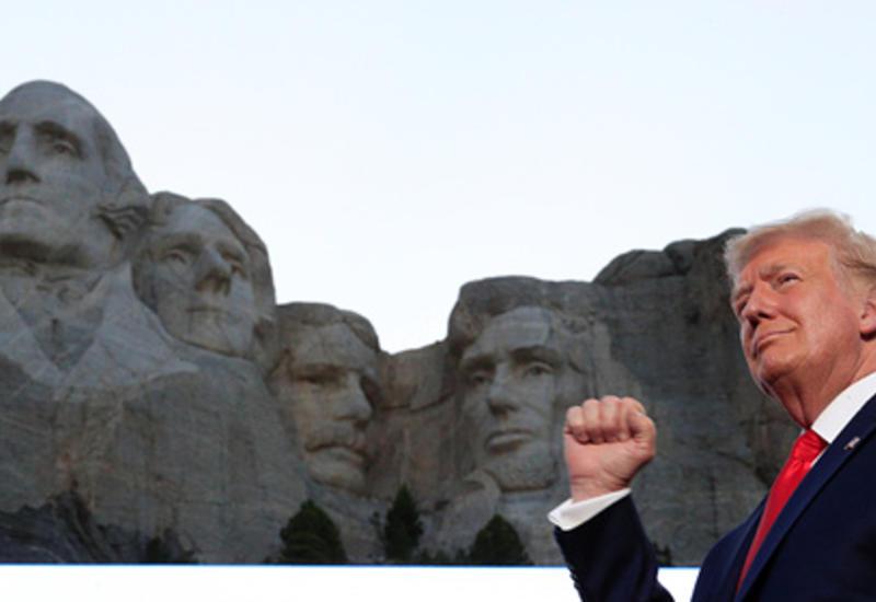 Трамп пообещал создать парк со скульптурами национальных героев