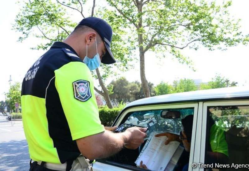 В Баку вновь установили карантинные посты
