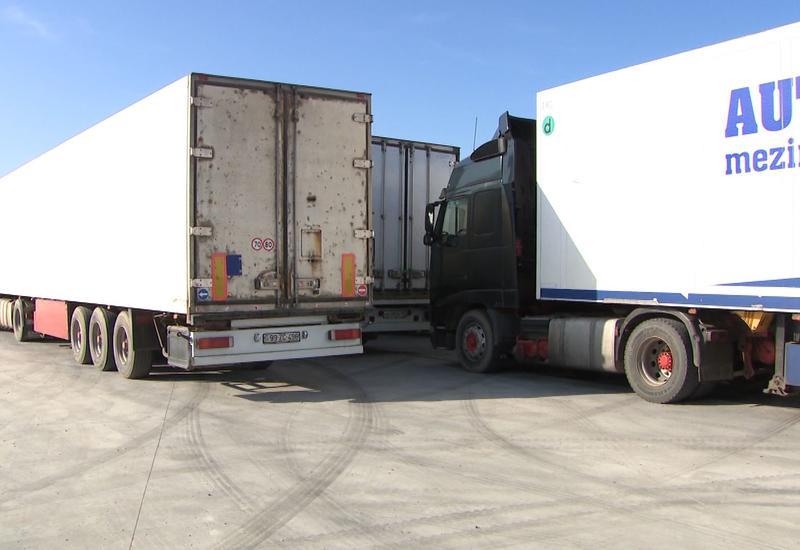 В Азербайджане внедряется система TIR-EPD для упрощения транзитных грузоперевозок