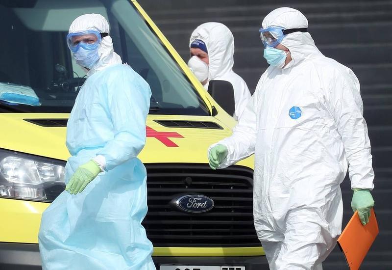 В США за сутки коронавирусом заразились 57,5 тыс. человек