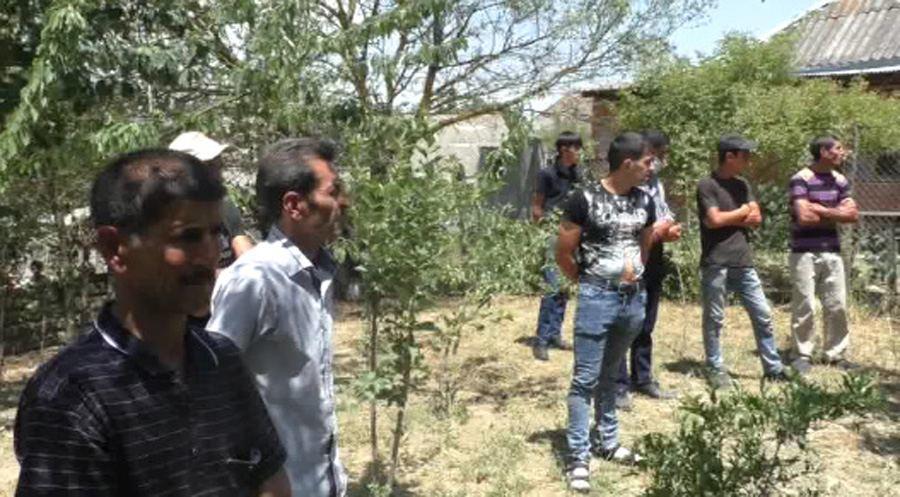 В Исмаиллы оштрафован мужчина, организовавший торжество по случаю возвращения сына из армии