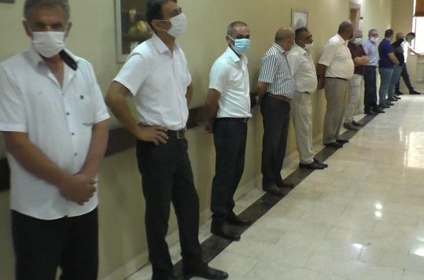 В Газахе организовали помолвку в нарушение карантина, оштрафованы 15 человек