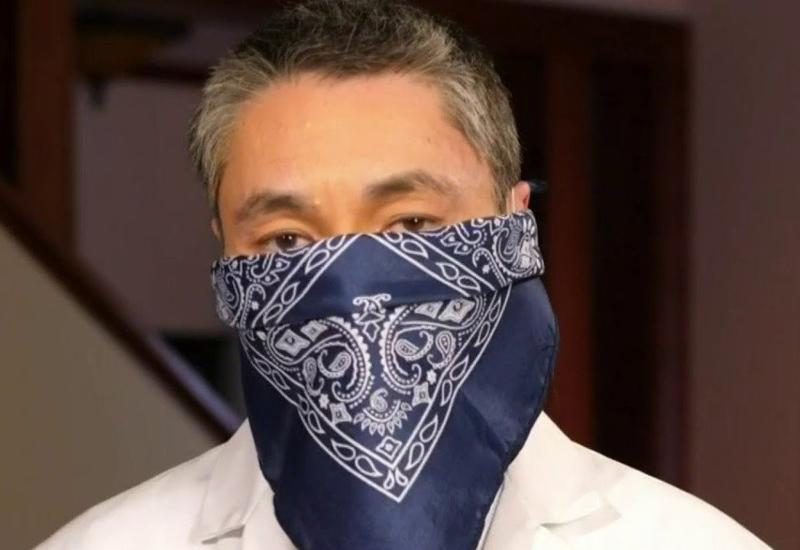 Банданы назвали самыми слабыми масками