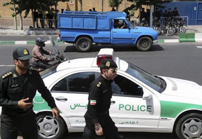 В Иране задержаны девять человек