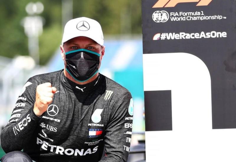 """Боттас выиграл первую гонку сезона """"Формулы-1"""""""