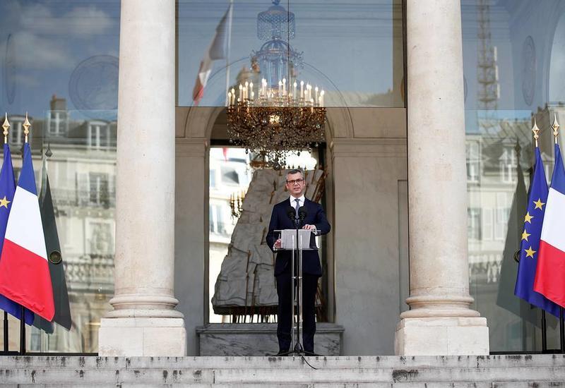 Елисейский дворец назвал новый состав правительства Франции